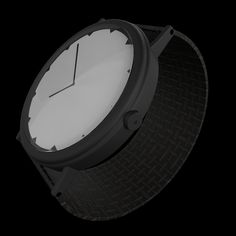 Sport Black Clocks, Watch One, Leather Wristbands, Different Colors, Black And Brown, Sport, Metal, Silver, Leather Bracelets