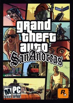 Gta San Andreas Pc, San Andreas Grand Theft Auto, San Andreas Game, Grand Theft Auto Games, Grand Theft Auto Series, Batman Arkham City, Batman Arkham Origins, Gotham, Windows Desktop