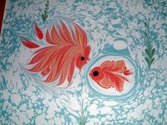 Image result for marbling paper southeast