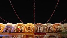 Hampden's 34th Street is the Best Holiday Display in the US