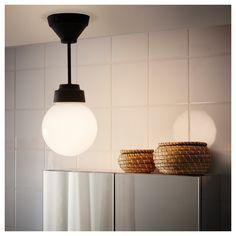 IKEA VITEMÖLLA ceiling lamp