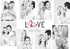 Due dolcissimi neo sposi si divertono davanti al mio obiettivo, perchè l'amore è anche non prendersi troppo sul serio. www.marilenamanna.it