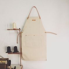 Apron canvas