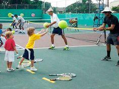 La iniciación deportiva al tenis en las sesiones de educación física. J.A. Julián, D. Sanz y F. Del Villar.