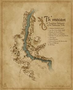 Th'mecan by MaximePLASSE on DeviantArt