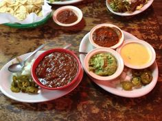unreal & really, really big portions // Texas Chili Parlor in Austin, TX