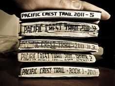 "My friend @Kolby Kirk is a finalist in an Air New Zealand contest - check it out here: http://greatwalker.theflyingsocialnetwork.com/?p=755 ""I filled over 850 pages of journals on my 1,700-mile journey on the Pacific Crest Trail."""