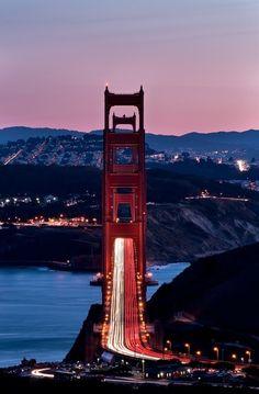 Beautiful Shot...Golden Gate Bridge