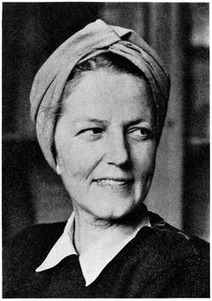 Mari Gudme Leth - pioneer of print