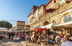 Ribeira do Porto Portugal, Street View, Porto