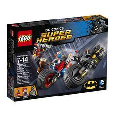 Amazon.com:+LEGO+Super+Heroes+BatmanTM:+Gotham+City+Cycle+Chase+$15.99+