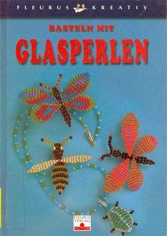 Revista Basteln mit Glasperlen - Bijuterias e Miniaturas - Picasa Web Albums