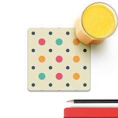 Cool new product Multicolor Big An...   Check out http://www.colorpur.com/products/multicolor-big-and-small-circles-on-beige-coaster-artist-neeja-shah?utm_campaign=social_autopilot&utm_source=pin&utm_medium=pin