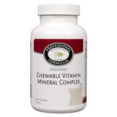 Chewable Vitamin/Mineral 90t