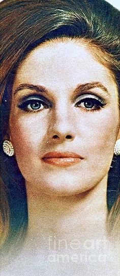1960 70 Stylish Lady