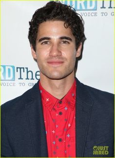 Darren Criss at Word Theatre's In 'The Cosmos' at the Ford Amphitheatre.