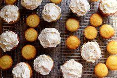Italian Cream Cupcakes by Ree Drummond / The Pioneer Woman, via Flickr