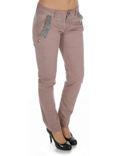 Pieszak Alberta jeans dullrose