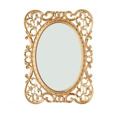 Elegant mirror from Zara
