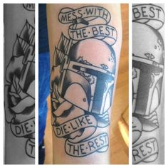 Star Wars tattoos | Tattoo Designs, Books and Flash | Last Sparrow Tattoo