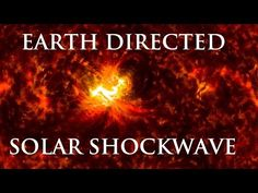9/12/2014 -- 1080p HD -- Solar Shockwave from X-Class flare -- X1.6 Eart...
