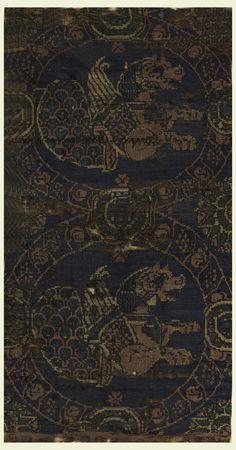 Fragment, 13th century. Spain
