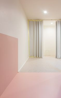 White, pink, grey and gold? Interior design pantone inspiration. - Milly Ma // Step by Step / Dialect