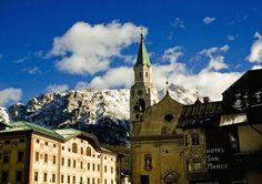Cortina, province of Belluno , Veneto region, Italy