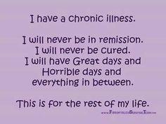 Chronic illness quote | chronic pain meme #chronicillness #chronicpain  #chronicfatigueawareness