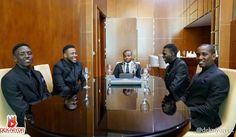 [E!News] : Chinko Ekun With International Record Label Dek-Niyor Entertainment