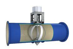 La idea es realmente simple recuperar energía del agua que fluye a través de las grandes tuberías de las ciudades. La empresa estadounidense LucidEnergy di