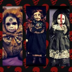 My Babies by Horror Party Dolls <3