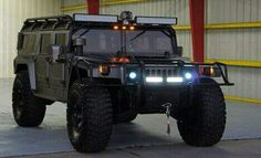 Hummer H1 wide body
