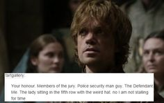 Game of Thrones + text posts