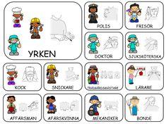 Teckenkartor Sign Language Book, Learn Swedish, Swedish Language, School Signs, Farm Theme, English Alphabet, Baby Time, Texts, Preschool