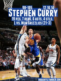 Stephen Curry and the Golden State Warriors can't handle the Memphis Grizzlies - http://nbafunnymeme.com/nba-best-players-of-the-day/stephen-curry-and-the-golden-state-warriors-cant-handle-the-memphis-grizzlies