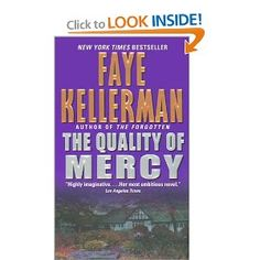 The Quality of Mercy, Faye Kellerman: A  charming tale that imagines a young William Shakespeare in the plot.