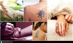 10 Perfect Ideas for Women to get Inked