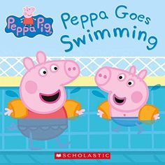 """Peppa Pig: Peppa Goes Swimming PDF - EBOOK EPUB PDF MOBI KINDLE  CLICK HERE >> http://ebook2016epub.xyz/peppa-pig-peppa-goes-swimming-pdf/  ...  Download Peppa Pig: Peppa Goes Swimming scholastic epub   Description of the book """"Peppa Pig: Peppa Goes Swimming"""":   An all-new storybook featuring Peppa — a lovable, slightly bossy little piggy!Peppa and George are going swimming, but George is a bit scared. How will Mummy and Daddy pig ever convince him to get"""