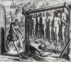 Christopher Columbus and the Genocide of the Taino Nation Us History, Black History, American History, Ancient History, Mexican American, History Facts, Native American Genocide, American Indians, Native Americans