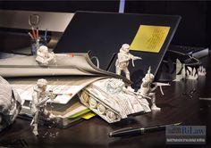 Leyes y creatividad en el mismo enunciado: «Winning paper wars» por TAG. CREATIVE, Moscú.