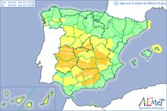 GOTA FRíA: Weather warning predicts heavy rain from Wednesday across the whole Comunidad Valenciana - Olive Press News Spain Backpacking Spain, Plan Nacional, Scuba Diving Courses, Spain Culture, Olive Press, New Spain, Spain Holidays, Padi Diving, Extreme Weather