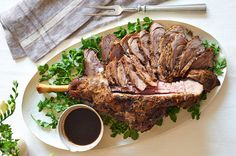The Best Roast Lamb for Your Easter Feast (Photo: Melina Hammer for The New York Times)