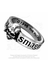 Alchemy Gothic - Ring - The Great Wish