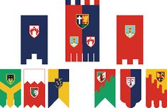 See related links to what you are looking for. Medieval Banner, Once Upon A Mattress, Renaissance Fair, Flag Design, Online Images, Roman Empire, Staging, Diorama, Badge