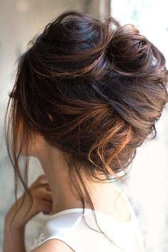 Ideas of Long Hair Updos for Your Next Glam Event ★ See more: http://lovehairstyles.com/long-hair-updos-styles/