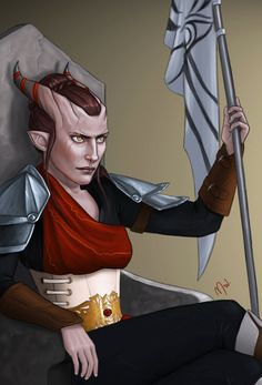 The Inquisitor Deelys by Merwild.deviantart.com on @deviantART