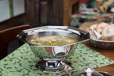Clássica sopa de capeleti. Você gosta?