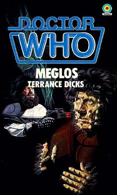 Doctor Who Meglos by Terrance Dicks