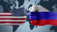 President Donald Trump has confirmed that the US will be separated from the Middle-Intermediate Nuclear Power (INF) Treaty on which he had signed with Russia during the Cold War. Donald Trump, News Agency, Nuclear Power, Gulf Of Mexico, Foreign Policy, Cold War, Peta, Washington, Flag